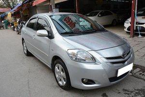 Toyota Việt Nam tiếp tục triệu hồi cả ngàn xe Vios, Corolla Altis sửa lỗi túi khí lần hai