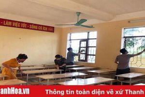 Thanh Hóa: Sẵn sàng đón học sinh THPT, học viên, sinh viên đi học trở lại