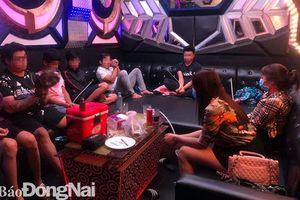 Phát hiện 34 đối tượng nghi sử dụng ma túy trong quán karaoke