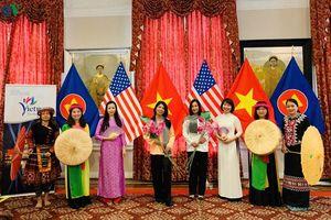 Việt Nam chủ trì hoạt động giao lưu Hội Phụ nữ ASEAN tại Washington