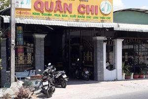 Chủ vựa trái cây ở Tiền Giang báo bị trộm 1 tỷ đồng