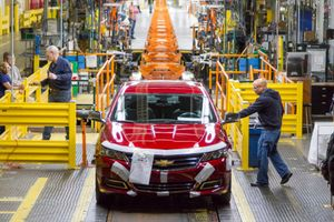 Chevrolet chia tay huyền thoại gắn bó suốt 62 năm Impala