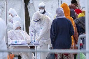 Ukraine ghi nhận trường hợp nhiễm virus SARS-CoV-2 đầu tiên