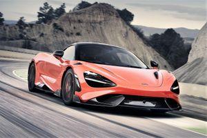 McLaren 765LT ra mắt - siêu xe mới nhẹ và mạnh hơn 720S