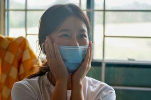 Cô gái Hàn Quốc trong khu cách ly tại TP.HCM
