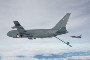 Mỹ sẽ cung cấp máy bay tiếp liệu trên không KC-46A cho Israel