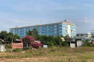 TP.HCM: Vẽ hàng loạt dự án 'ma' cạnh UBND huyện lừa bán cho khách