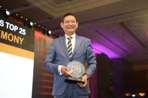 Đại sứ Trần Thành Công được vinh danh là 'Đại sứ Châu Á thành công nhất tại Ai Cập năm 2019'