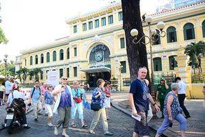 Lượng khách quốc tế đến TP Hồ Chí Minh giảm 52% so với cùng kỳ