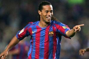 Huyền thoại bóng đá người Brazil, Ronaldinho bị bắt vì dùng hộ chiếu giả