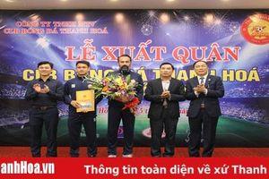 CLB bóng đá Thanh Hóa phấn đấu giành thứ hạng cao tại mùa giải năm 2020