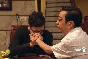 Phim 'Sinh tử': Bữa cơm cuối cùng của Chủ tịch Trần Nghĩa và con trai Trần Bạt
