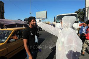 Iraq tạm đình chỉ thương mại với Iran