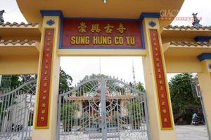 Thăm cổ tự Sùng Hưng trên đảo Phú Quốc