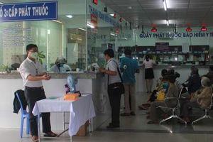Bệnh viện tỉnh Bình Dương đã có thuốc điều trị trở lại