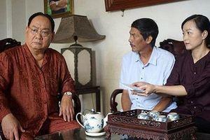 Nghệ sĩ nhân dân Tiến Đạt: 'Đểu' trên phim nhưng chung thủy trước sau ngoài đời