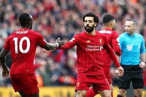 Liverpool vất vả ngược dòng thắng Bournemouth