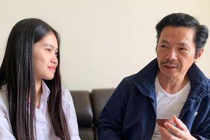 Viết tâm thư gửi con gái, NSND Trung Anh đưa ra tiêu chí kén rể và phản ứng bất ngờ của dàn diễn viên 'Về nhà đi con'