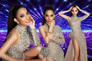 Vicky Trần hé lộ váy dạ hội ngọc trai cầu kỳ quyết 'in-top' Hoa hậu Chuyển giới Quốc tế 2020