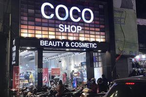 Hà Nội: Coco Shop kinh doanh hàng hóa trái phép?