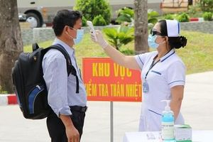 Liên quan bệnh nhân thứ 17: Đà Nẵng, Khánh Hòa cách ly 11 người