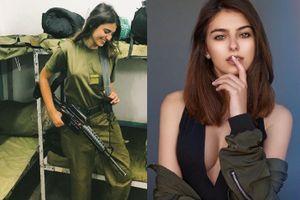 3 nữ quân nhân, cảnh sát từng là mẫu nội y, HLV thể hình có tiếng