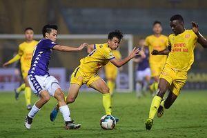Hà Nội FC thắng Dược Nam Hà Nam Định