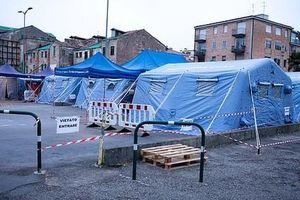 Ý: Gần 6.000 ca nhiễm Covid-19, hơn 230 người chết, khu nhà giàu thành 'vùng đỏ'