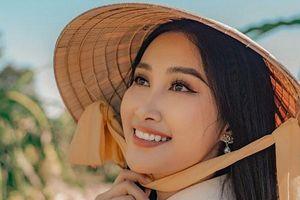 Đoàn Hồng Trang chính thức được cấp phép thi Miss Eco International 2020