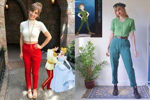 14 cách phối đồ lấy cảm hứng từ nhân vật Disney mà không hề lố