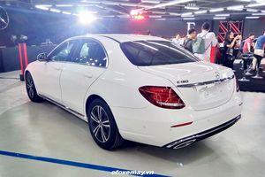 Mercedes-Benz C180 có giá từ 1,39 tỷ đồng - nhắm tới phân khúc sedan hạng trung