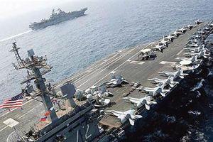 Cụm tàu sân bay Mỹ và Trung Quốc: Ai thắng ai?