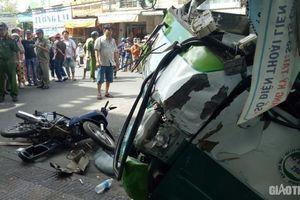 Xe buýt tông 2 người tử vong ở Bạc Liêu: HTX thừa nhận quản lý lỏng lẻo