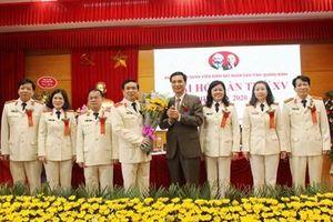 Đảng bộ VKSND tỉnh Quảng Ninh tổ chức Đại hội nhiệm kỳ 2020 - 2025