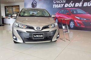 Giá chưa đến 500 triệu, Toyota Wigo, VinFast Fadil, Toyota Vios,... vẫn thi nhau giảm giá cực sâu