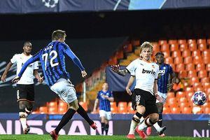 Leipzig hủy diệt Tottenham, Atalanta thắng kịch tính Valencia