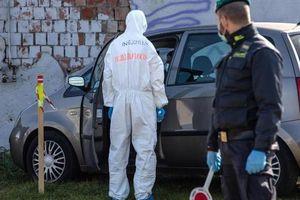 Người vợ ở Italy bị cách ly cùng thi thể chồng tử vong vì Covid-19