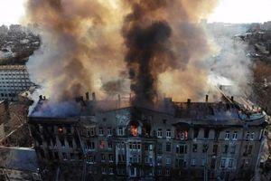Báo Ukraine đưa tin về hành động cao đẹp của người Việt tại Odessa