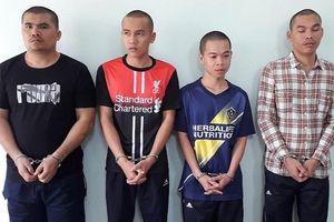 Khởi tố 4 thanh niên cầm mã tấu đột nhập nhà dân, trộm 15 con gà