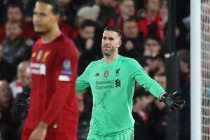 Sau Karius, Liverpool có thêm một thủ môn 'thảm họa'