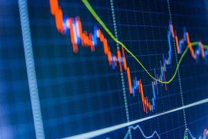 VN-Index giảm hơn 45 điểm