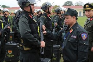 Đề nghị phong tặng danh hiệu 'Anh hùng LLVT nhân dân' thời kỳ đổi mới cho 11 đơn vị, 3 cá nhân