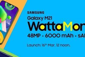 Samsung chính thức xác nhận ngày ra mắt Galaxy M21