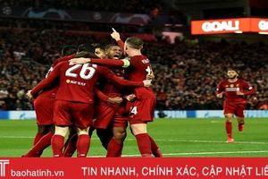Vòng 1/8 Champions League: Liverpool bị truất ngôi; PSG giành vé đi tiếp
