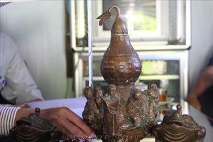 Phú Yên: Cần sớm thẩm định giá trị vật nghi là đồ cổ