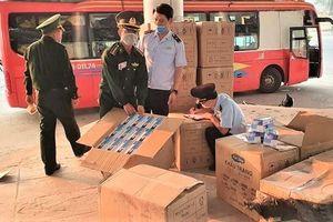 Quảng Trị: Bắt giữ hơn 90.000 khẩu trang y tế chuẩn bị xuất qua biên giới