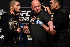 Hàng loạt sự kiện của UFC bị ảnh hưởng do dịch Covid-19