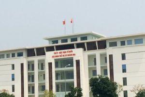 Vợ, con Bí thư Thị ủy Hoàng Mai khai man hồ sơ