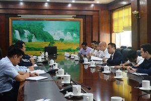 Thúc đẩy tiến độ dự án cao tốc Đồng Đăng - Trà Lĩnh