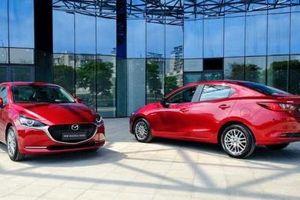 'Soi' mẫu xe phân khúc B Mazda 2 trang bị những công nghệ mới